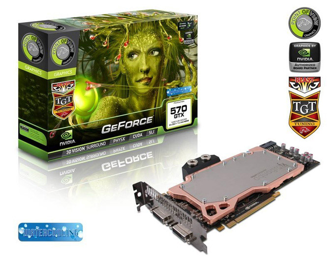 Point of View GeForce GTX 570 Beast