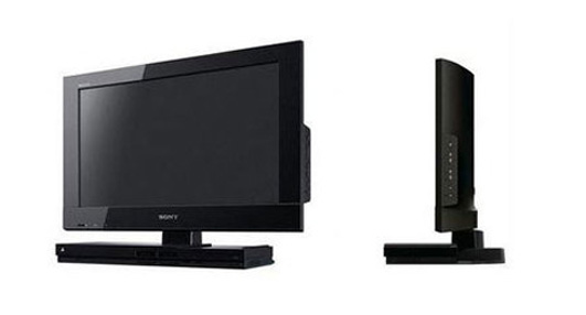 Sony-BRAVIA-KDL22PX300 with PS2