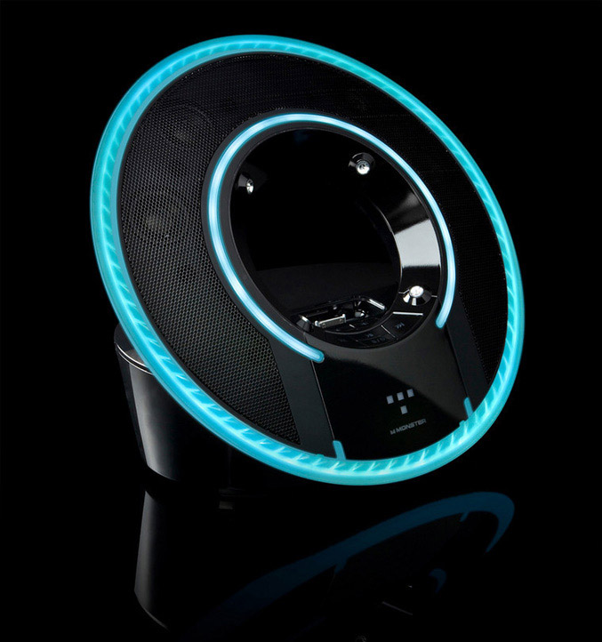 Monster rolls out Daft Punk Tron Legacy Headphones and iPod Dock