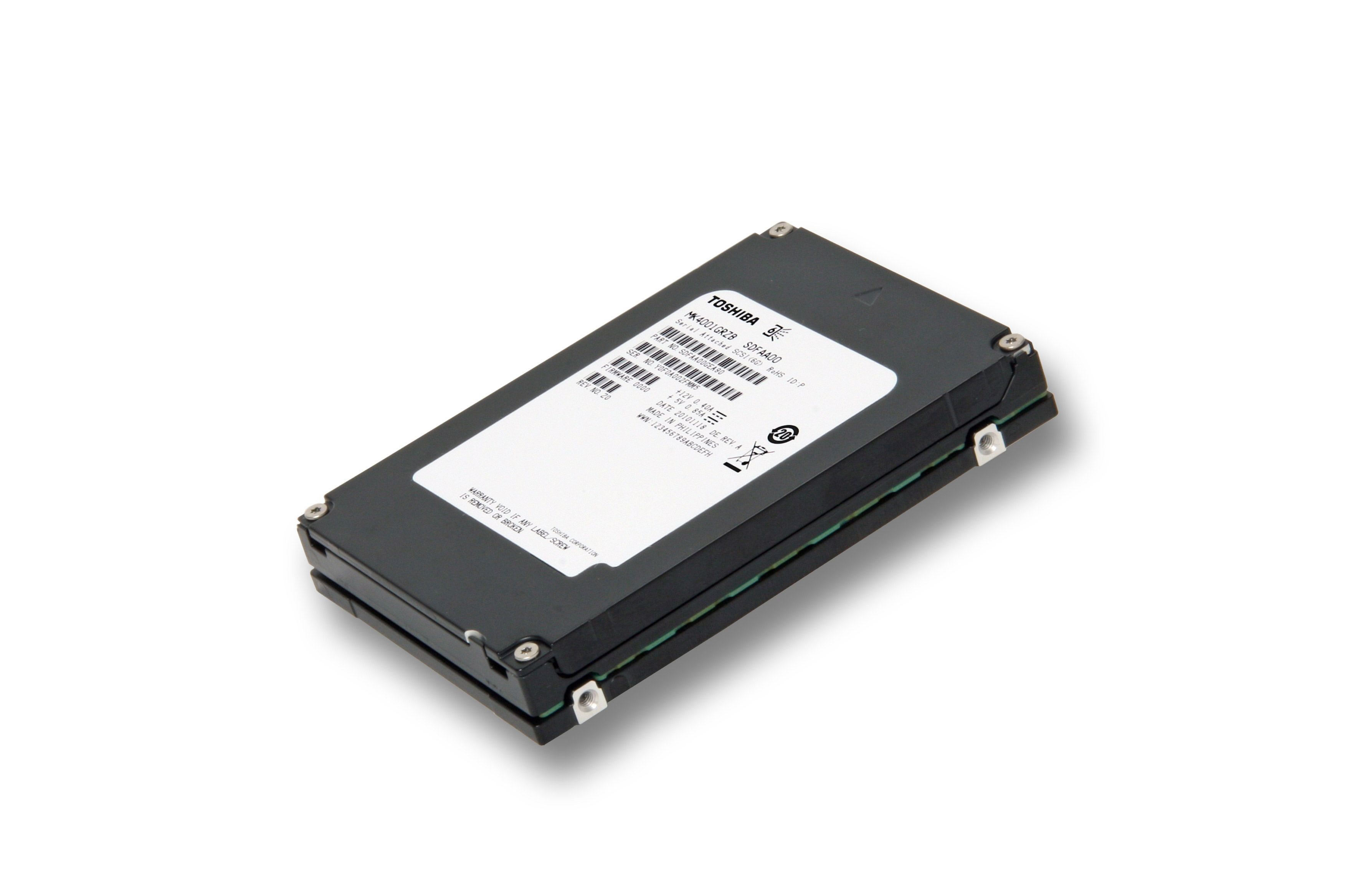 Toshiba intros new enterprise-oriented SSDs and HDDs