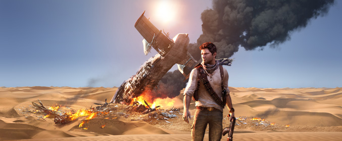 Uncharted 3:Drake's Deception