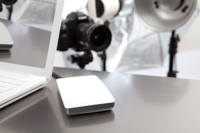 Verbatim outs Store 'n' Go USB 3.0 portable HDD for Mac