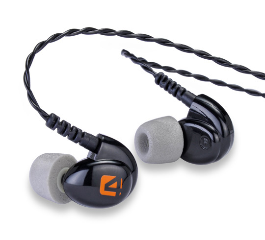 Westone 4 True Fit Earphone Westone 4   four driver earphones