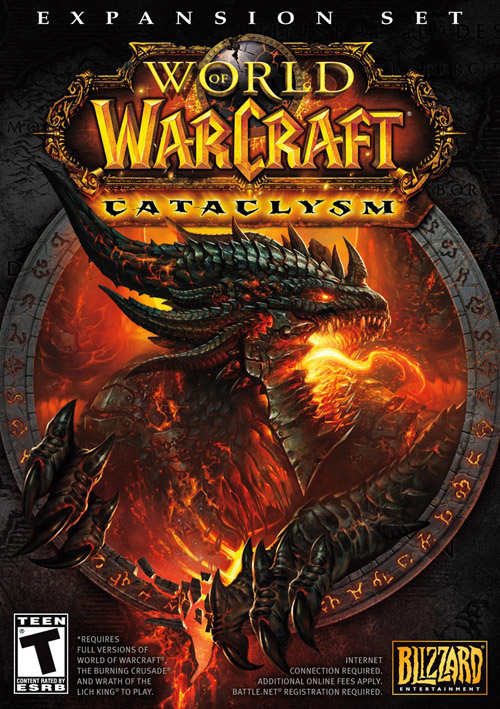 World of Warcraft: Cataclysm hit the store shelves