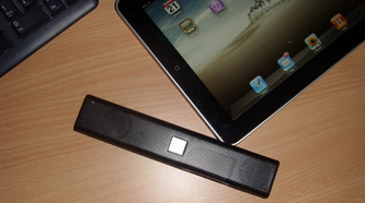 iUi Design BeLong iPad Speaker - Review