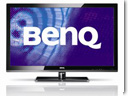 BenQ E-Series LED TV with Reflection Defense Panel for higher contrast
