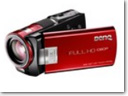 BenQ launches M31 full HD camcorder with 10x optical zoom
