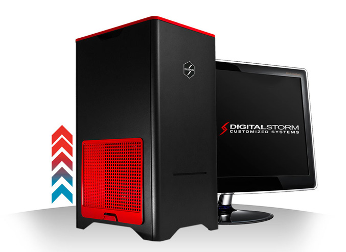 Digital Storm Enix gaming PC