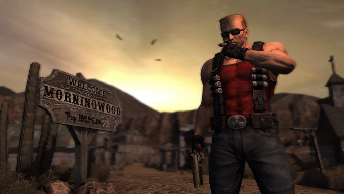 Duke Nukem Forever finally gets a release date