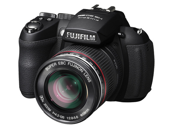 Fujifilm unveils Finepix HS20EXR superzoom camera