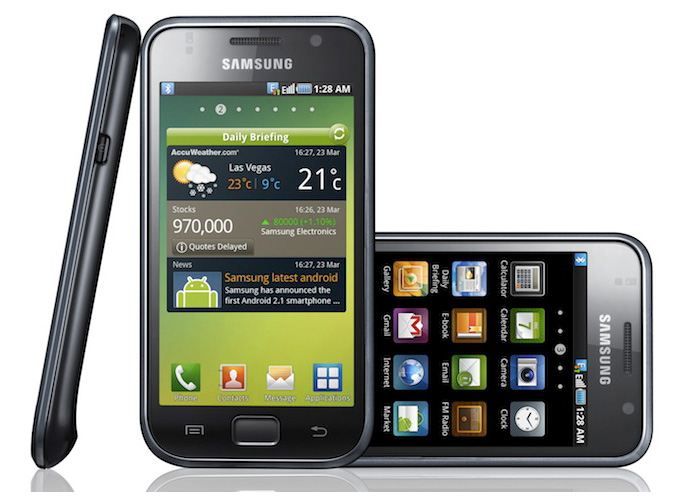 Samsung Galaxy S (GT-I9000)