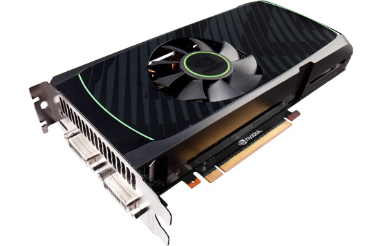 GeForce GTX 560 Ti is here