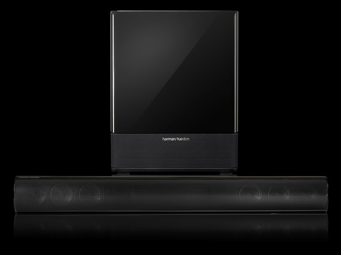 Harmon Kardon SB16 home cinema soundbar system