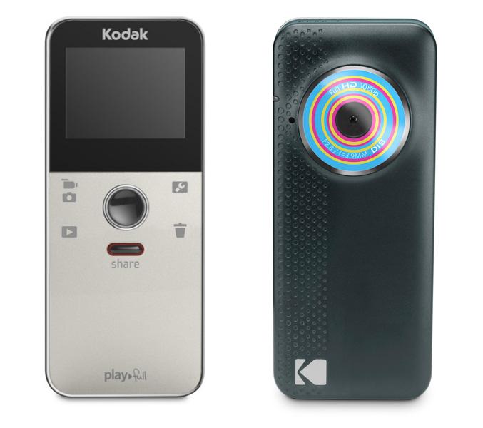 KODAK Playfull camcorder