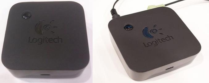 Logitech Wireless Speaker Adapter