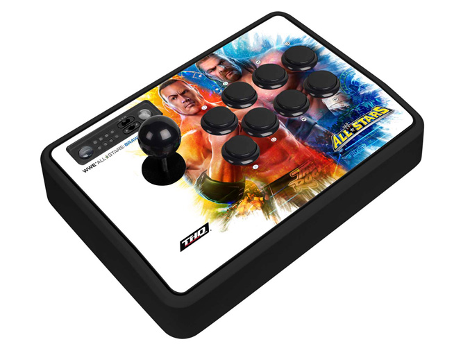 Mad Catz BrawlStick for PS3