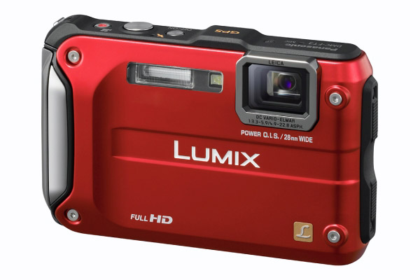 Panasonic intros Lumix DMC-TS3 rugged compact camera with built-in GPS