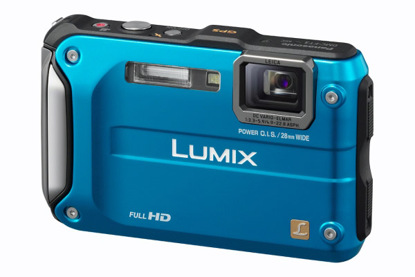 Panasonic Lumix DMC TS3 Panasonic intros Lumix DMC TS3 rugged compact camera with built in GPS