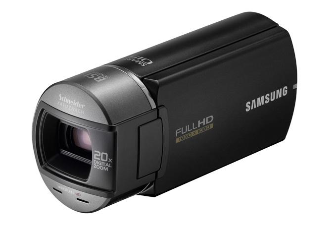 Samsung HMX-Q10 camcorder