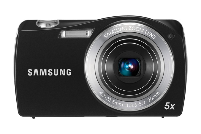 Samsung ST6500 offers angled design and 16MP