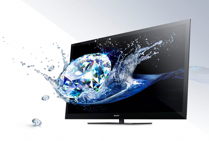 Sonys new range of BRAVIA LCD TV for 2011