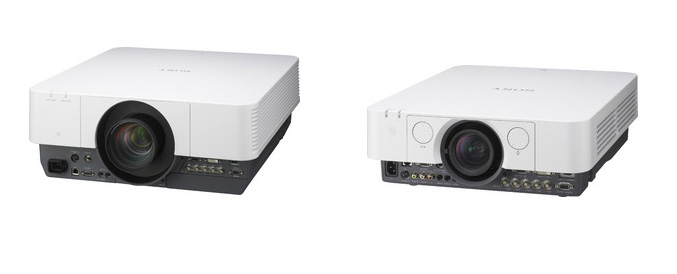 Sony VPL-FH30 and VPL-FH30 projectors