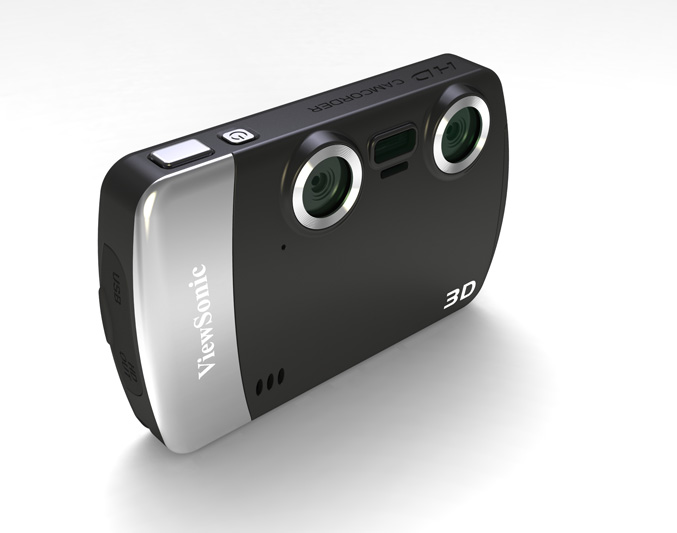 ViewSonic ViewFun 3D Snap Digital Camera
