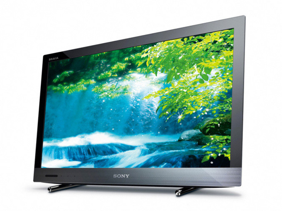 Sony's new range of BRAVIA LCD TV for 2011