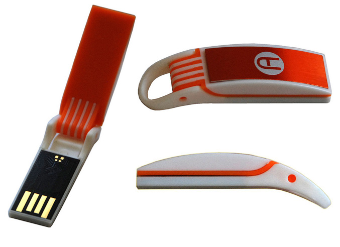 Active Media Flip USB flash drive