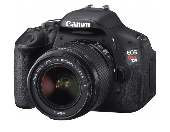 Canon reveals EOS Rebel T3i and EOS Rebel T3 Digital SLR cameras