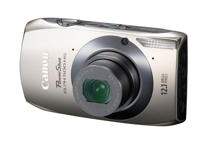 Canon PowerShot ELPH 500HS