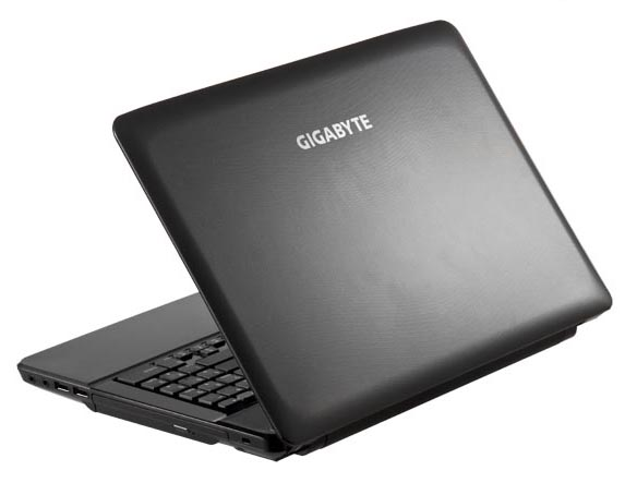 Gigabyte P2532 notebook