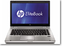 HP EliteBook 8460p and 8560p business notebooks