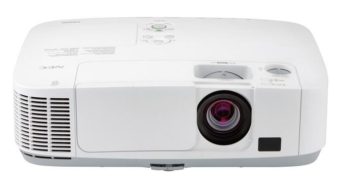 NEC P350W P350X P420X projectors
