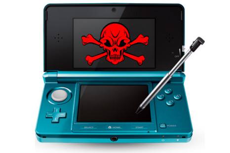 Nintendo 3DS Hacked!