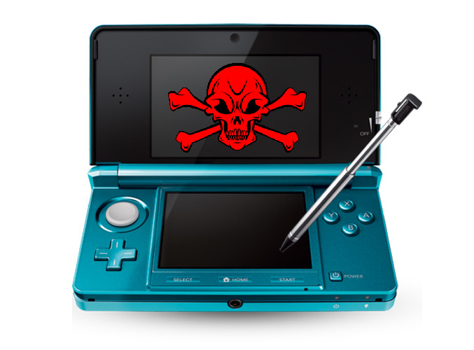 Nintendo 3DS hacked