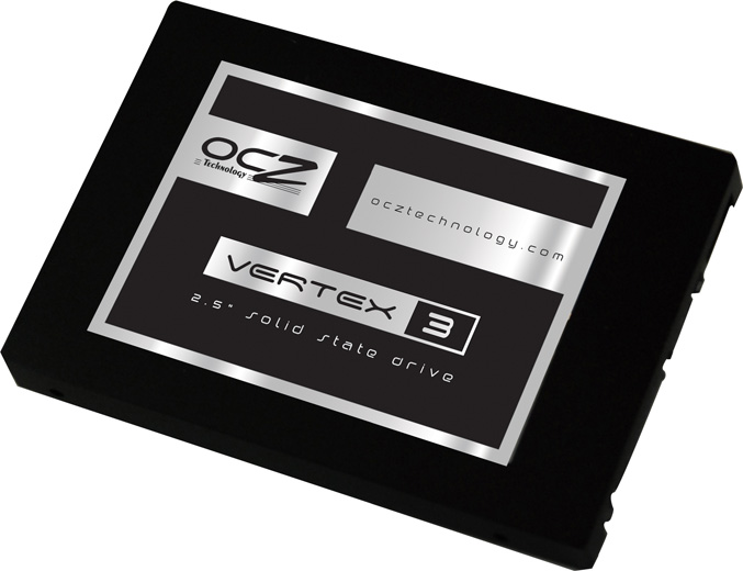 OCZ Vertex 3 SSD