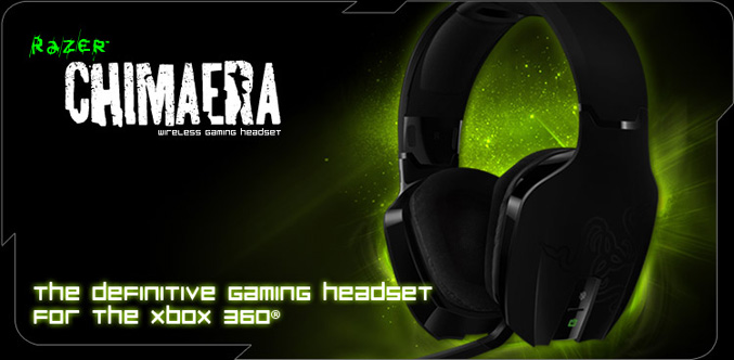 Razer Chimaera 5.1 Surround Sound Gaming Headset up for pre-orders