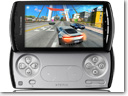 Sony Ericsson Xperia Play Playstation certified phone