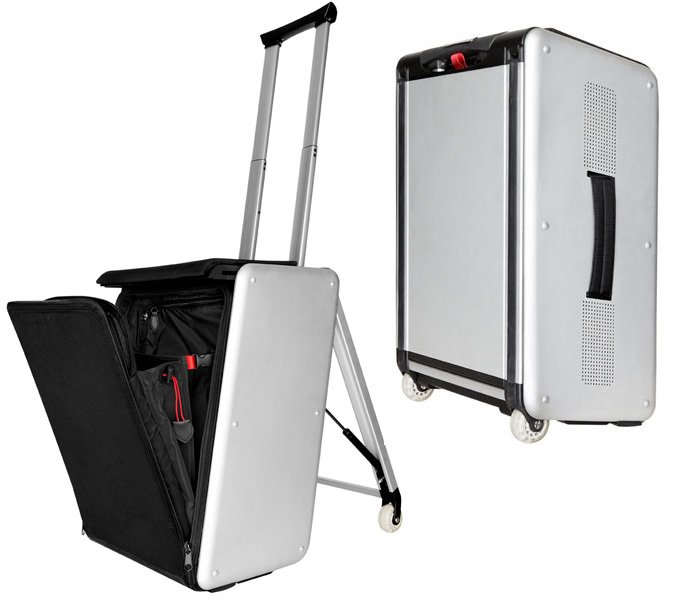 Trip Sound Suitcase, bring music with you