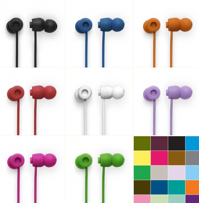 Urbanears Bagis earphones