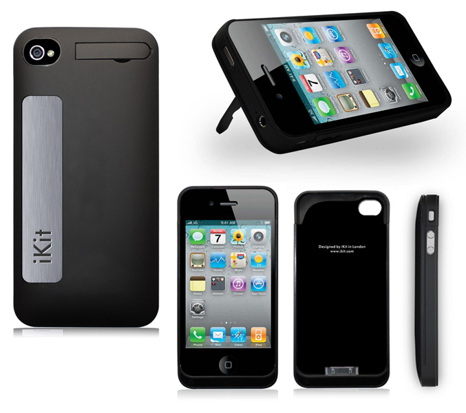 iPhone 4 NuCharge Case