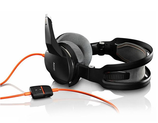 AKG GHS-1 gaming headset