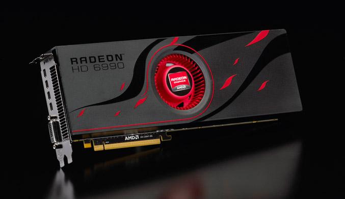 AMD Radeon HD6990