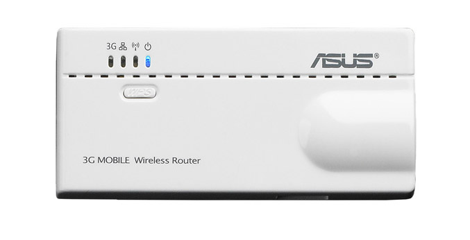 ASUS WL-330N3G 6-in-1 Wireless-N mobile router