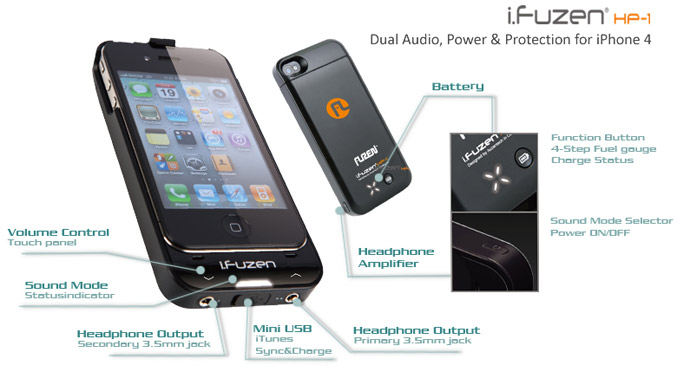 Auzentech i.Fuzen-HP-1