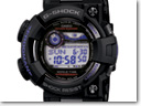 Casio's new G-Shock Frogman (GF1000BP-1)
