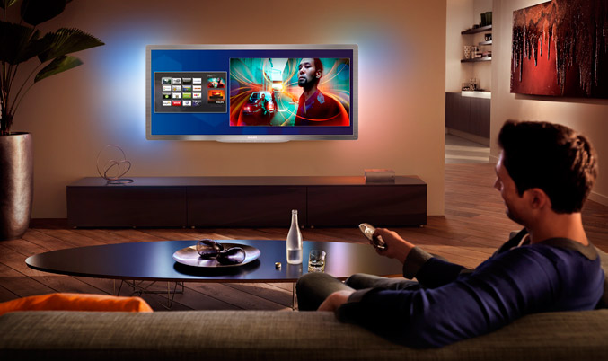 Philips reveals Cinema 21:9 Gold Series HDTV