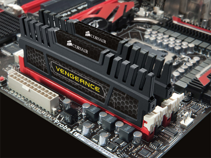 Corsair 2000MHz Vengeance DDR3 Memory Kits
