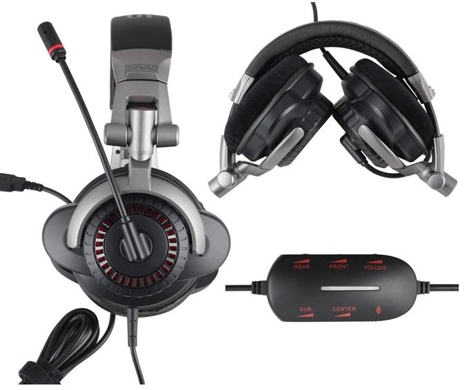 Cyber Snipa Sonar 5.1 Championship headset